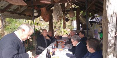 Clero reúne em palestra com o Arcebispo Primaz