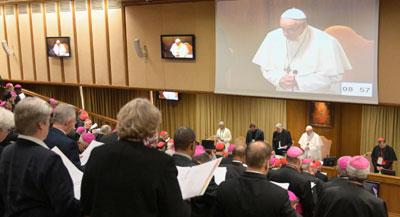 Bispos de todo o mundo reflectem sobre a protecção de menores