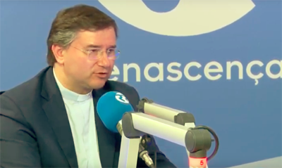 Padre Américo Aguiar nomeado bispo auxiliar do Patriarcado de Lisboa