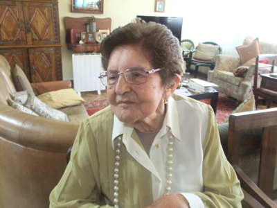 Palmira Simas Santos – 100 anos de juventude