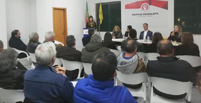 Membro do Governo visitou Vieira do Minho