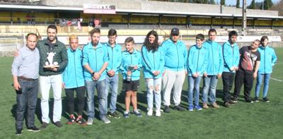 Vieira SC homenageia CAVA