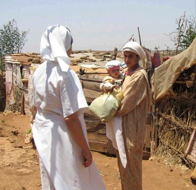 Papa Francisco em Marrocos