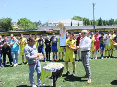 Vieira Sport Club vence Taça Amizade
