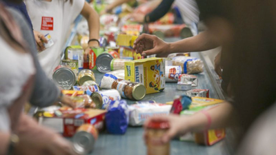 Banco alimentar contra a fome recolhe 1.605 toneladas de alimentos