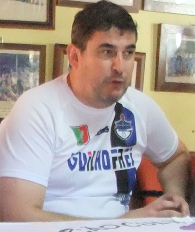 José Moreira, presidente da ACR de Guilhofrei