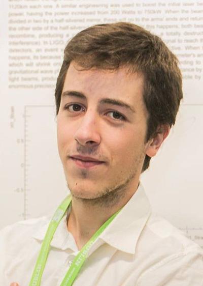 João Álvares nas Olimpíadas da Astronomia e Astrofísica