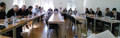 O XII.º Conselho Presbiteral de Braga reflectiu sobre a formação contínua do clero