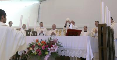 """A liturgia é um """"elemento central"""" da evangelização"""
