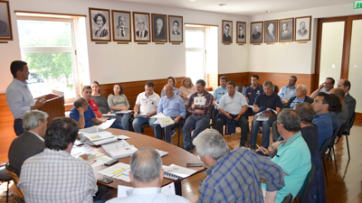 Comissão Municipal da Protecção Civil apresentou Plano de Emergência