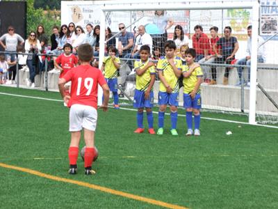 I Torneio Ermal Cup em Guilhofrei