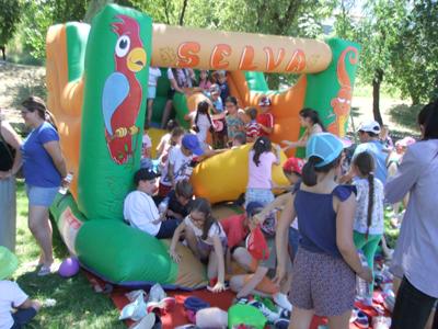 Dia da criança na Agrovieira