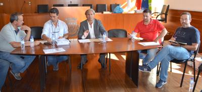 Presidente do Executivo reúne com Juntas de Freguesia
