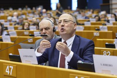 Eurodeputado eleito coordenador na Comissão dos Orçamentos
