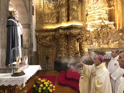 Frei Bartolomeu dos Mártires o novo santo português