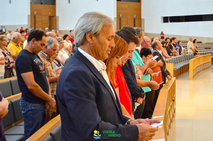 1600 seniores em Fátima