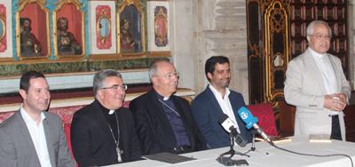 Arcebispo de Braga apresentado como um «semeador da alegria e da unidade»