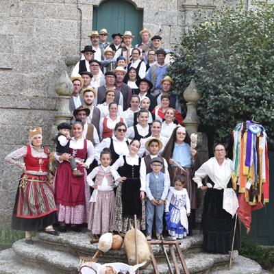 XXV Festival de Folclore em Cantelães