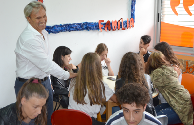 Jovens ao Lemepromovem rastreio visual