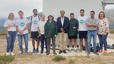 Serra da Cabreira vigiada por voluntários