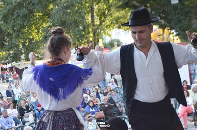 Festival de Folclore atrai forasteiros a Vieira