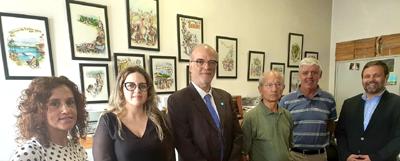 Candidatos do Partido ALIANÇA estiveram em Vieira do Minho