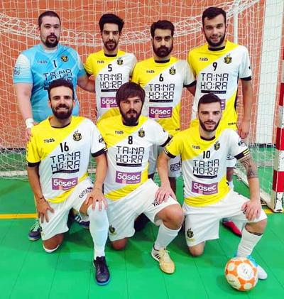 Vieira Futsal inicia época em Delães