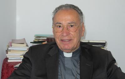 Entrevista de D. Augusto César, bispo emérito de Portalegre/Castelo Branco