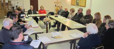 Conselho Pastoral Arciprestal atento à pastoral juvenil