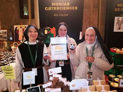 Monjas cistercienses vencem prémio de melhor compota