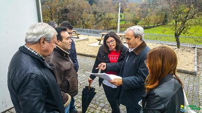 Executivo Vieirense visitou Pinheiro