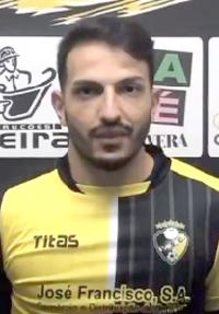 Figo é reforço do Vieira SC
