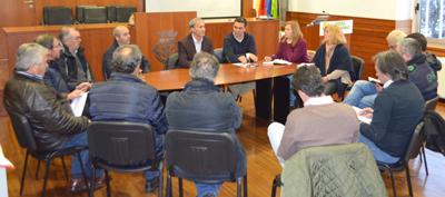 Comissão Municipal da Proteção Civil reuniu em Vieira