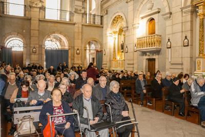 Dia do Doente na basílica de S. Bento da Porta Aberta