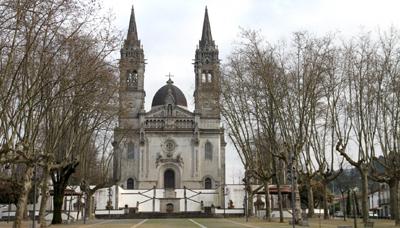 """São Torcato elevado a """"basílica menor"""""""