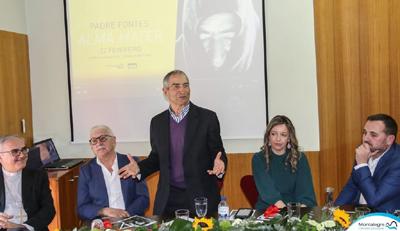 Ecomuseu assinalou 80 anos do Pe. António Fontes com a abertura da exposição permanenteAlma Mater