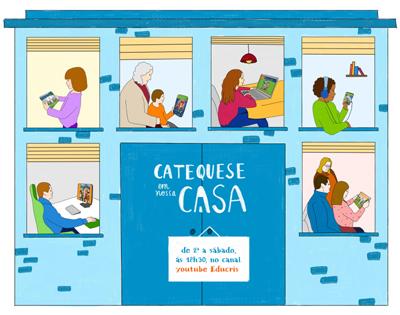 Covid-19: Sessões online de Catequese a partir de 20 de abril