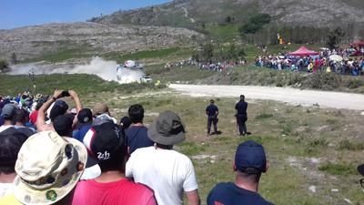Rally de Portugal cancelado
