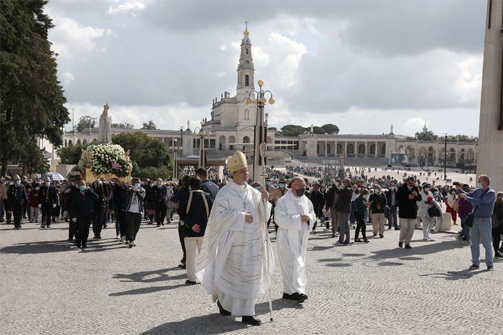 D. Américo Aguiar celebra regresso ao Santuário e pede «gramática da hospitalidade»