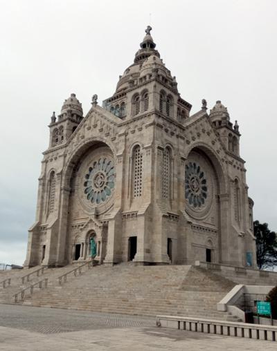 Santa Luzia de Viana santuário diocesano