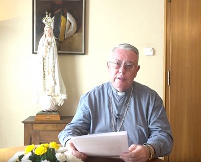 Cardeal Hollerich deixa mensagem aos lusófonos de Luxemburgo