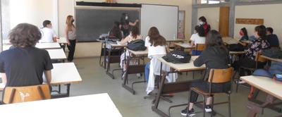 Dois terços dos alunos serão avaliados sem testes