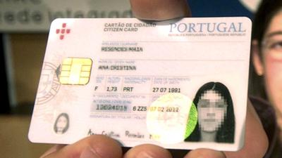 Renovação simplificada do cartão de cidadão por SMS