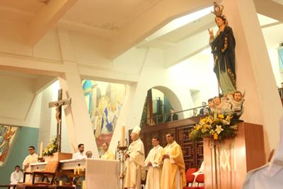 Arquidiocese com novos diáconos e padres