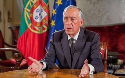 Marcelo deixa avisos sobre fundos da UE