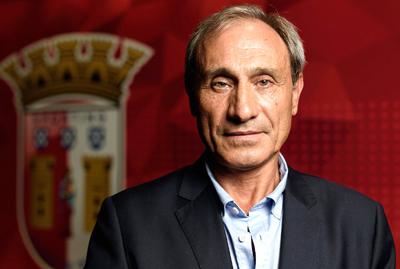 José Barbosa é o novo OLA do SC Braga