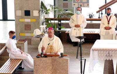 Arcebispo D. Jorge presidiu à romaria de S. Bento