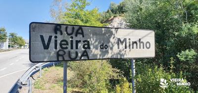 Vandalismo em Vieira