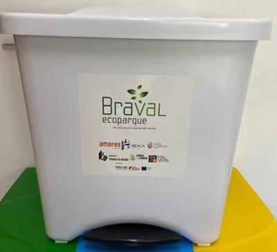 Braval oferece ecopontos domésticos à população dos 6 municípios