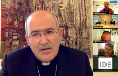 D. José Tolentino propõe «novo pacto de comunicação»